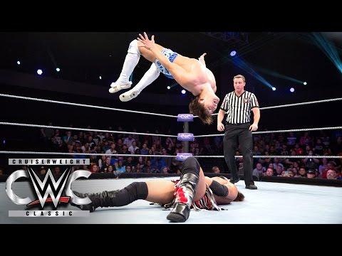 Kota Ibushi vs. Sean Maluta - First Round Match: Cruiserweight Classic, July 13, 2016