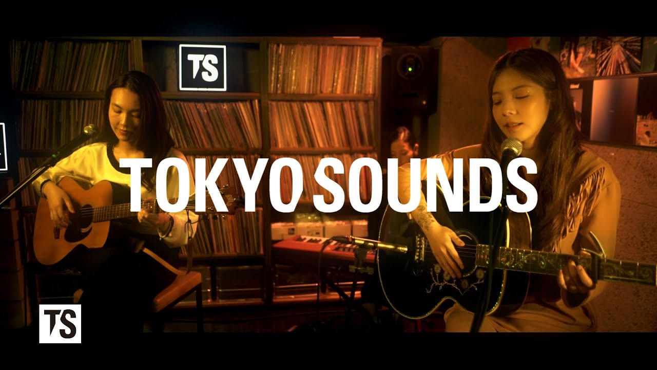 "JUNIEL × sugar me - TOKYO SOUNDS Music Bar Session にて""I Drink Alone""を披露 ライブセッション映像を公開 thm Music info Clip"