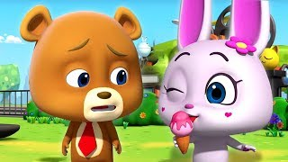 Lily'S Ice Cream | Funny Cartoon Video For Kids | Funny Animated Video | Loco Nuts | Kids Tv Marathi