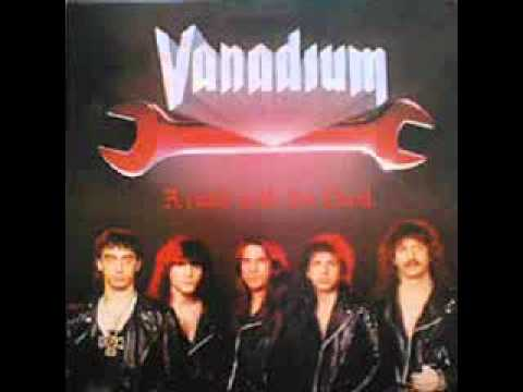 Metal Ed.: Vanadium (Ita) - Outside Of Society