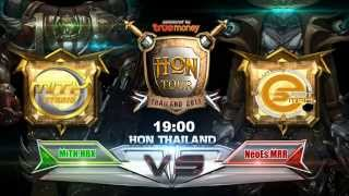 HoN Tour Thailand 2014 By True Money : G-League Round 8
