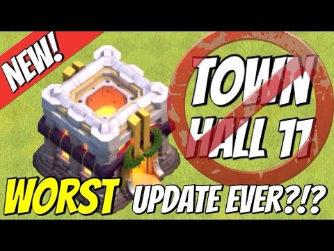 Clash of Clans   WORST UPDATE EVER?!?