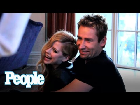 Avril Lavigne And Chad Kroeger Test Their Newlywed Iq video