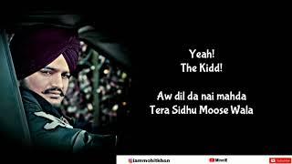 Legend Full Song With (Lyrics) Sidhu Moose Wala
