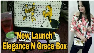 *New * Elegance N Grace Box Jan 2018 |Unboxing & Review | Winter Fairy Edition | Insta Giveaway Open