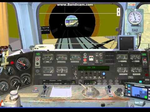 signatexnetit - Simulatore di treno 502