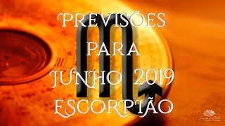 ESCORPIÃO Tarot Junho 2019 Conexões verdadeiras mudando sua VIDA