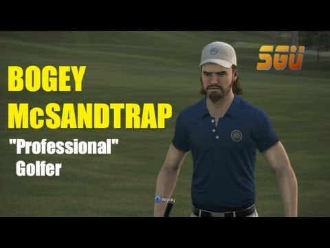 Tiger Woods 14: Bogey McSandtrap Career Mode - EP2