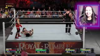 THE BEST Royal Rumble EVER - WWE Academy