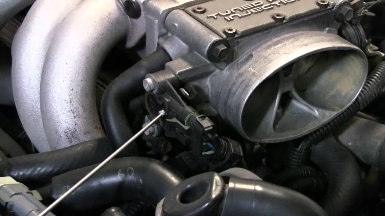 c4 corvette cutaway tps sensor