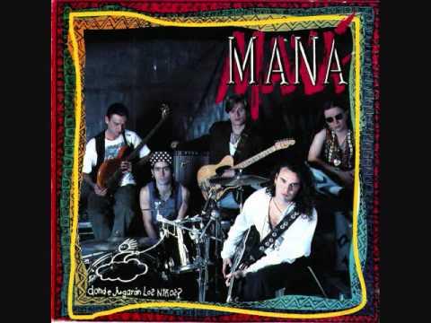 Mana - El Desierto