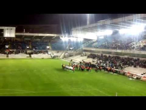 Racing de Santander vs Real Sociedad