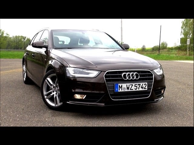 2014 Audi A4 Avant 2.0 TDI Ultra B8 S-Line Facelift 190 HP ...