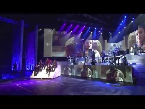 Guru - Tere Bina | A. R. Rahman | Live-in Concert Bangladesh...