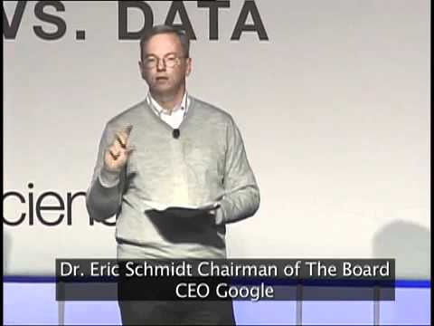 Eric Schmidt Delivers the opening keynote at the 2011 IAB Annual Leadership Meeting