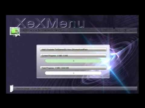 How To Install Games To Jtag (Noob Freindly) *Xex Menu*