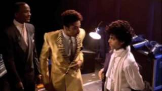 They hate each other: Prince and Morris Day