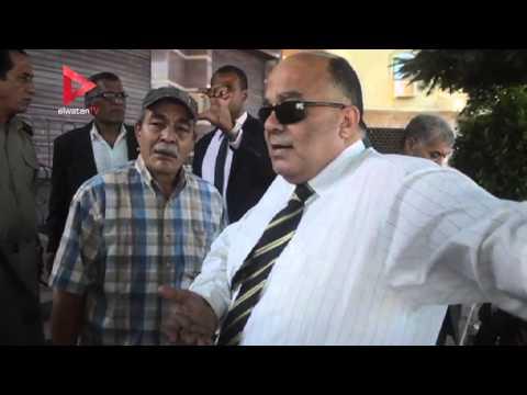 محافظ الدقهلية يغرم مواطنا 5 آلاف جنيه لرش المياه أمام منزله