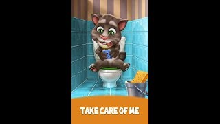 foorti talking tom