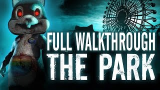 The Park Gameplay Walkthrough Full Game No Commentary (1080p HD)