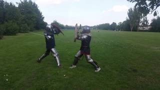 Battle Heritage - South Region - Newbie Fighting August 2015