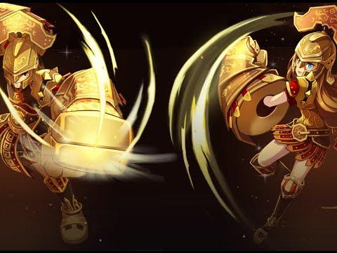 Korean Lost Saga Titan First Look Rare character Hero 114