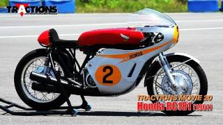 Honda RC181 [1967] - TRACTIONS MOVIE 20