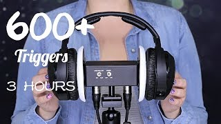 🎧ASMR Ultimate Preview Collection⭐🔥 / 600+ Triggers to Find Your Tingles / NO TALKING