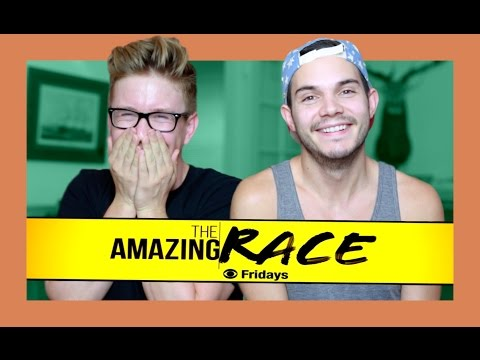 #TeamTylerAndKorey Amazing Race Audition | Tyler Oakley & Korey Kuhl thumbnail