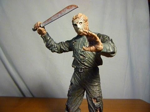 Friday The 13th Jason Goes To Hell Jason Voorhees figure by Mezco