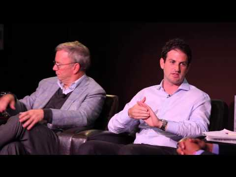 Google LA Speaker Series: Eric Schmidt and Jared Cohen