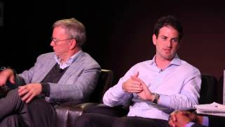 Google LA Speaker Series_ Eric Schmidt and Jared Cohen