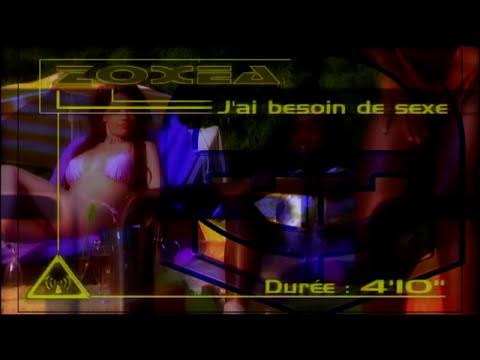 Zoxea - J'ai Besoin De Sexe (rap Integral) video
