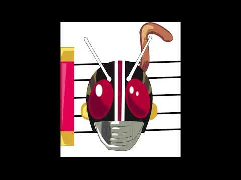 Kamen Rider Black (english Cover)