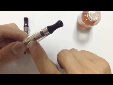 Updated eGo CE5 Clearomizer Review from Ecigator