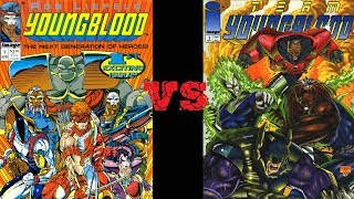 Youngblood #1 versus Team Youngblood #1