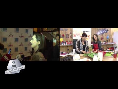 Eliza Dushku ne Dicka po zihet dhe ne Sheshi 21 (31.05.2015)