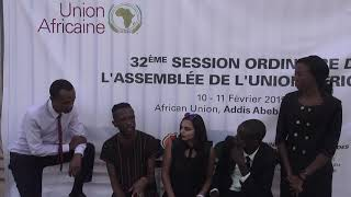Youth Hangout: African Union (AU) Heads of States Summit 2019| Part 3 of 3
