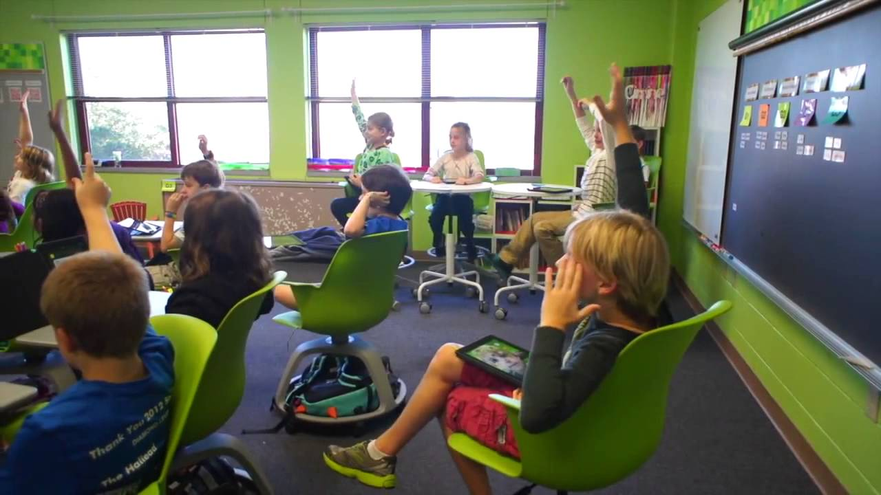 Traditional And Modern Classroom Management ~ Flexible learning environments youtube