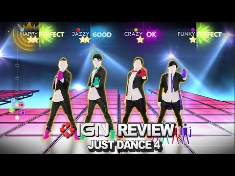 Just Dance 4 Video Review - IGN Reviews