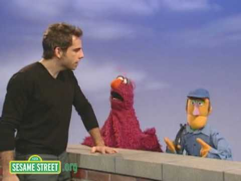 Sesame Street: Ben Stiller Sings About Friends & Neighbors