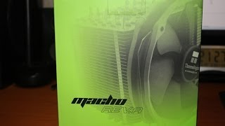Кулер Thermalright Macho HR-02 Rev.A 140mm