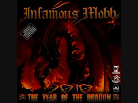 BLAQ MOBB_NY NY_INFAMOUS MOBB_THE YEAR OF THE DRAGON (HOSTED BY VINNY THUNN)
