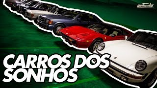 Ferrari 308 GTS, Porsche 911 Targa... Mostramos as relíquias da The Garage! Especial #253 by Shell