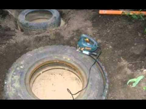 Как сделать декоративный пруд на даче своими
