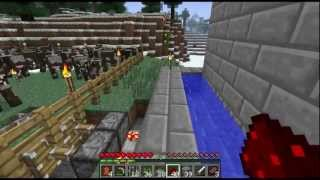 Primaryartemis Let's Play - Touching Up The Cow Farm :: Minecraft Let's Play 19