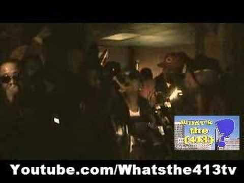 Max B Performs Umma Do Me - Calls Jim Jones