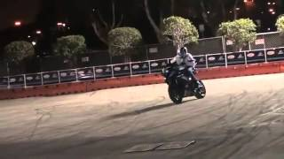 Yamaha R1 Drift - Bill Dixon