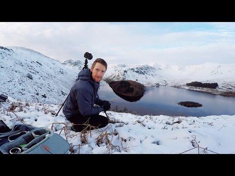 [Thomas Heaton] Landscape Photography: Winter, Polariser, 10 Stop Filter & When Not to Take an Image