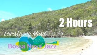 Bossa Nova Jazz Music: Relaxing summer piano instrumental musica (Tropical Beach Playlist Video)